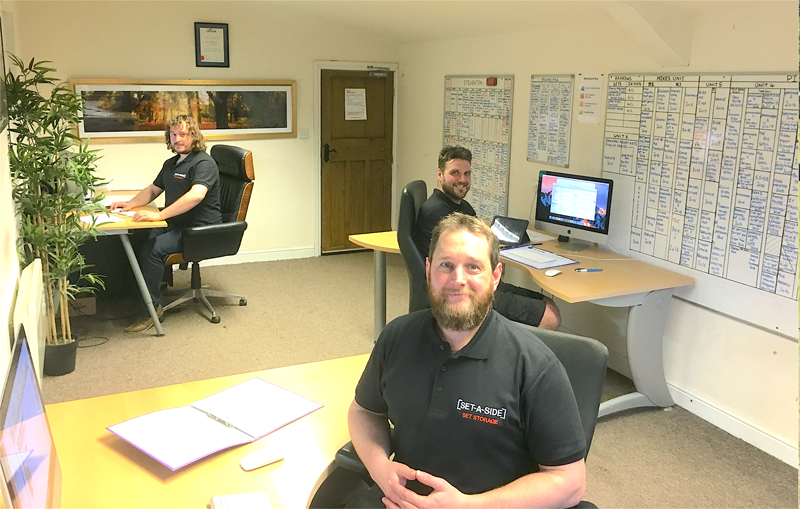 The Operations Team